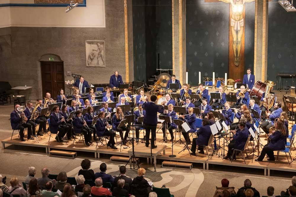 Konzertfoto Stadtkapelle